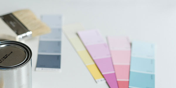 Why We Only Use The Best Quality Paints