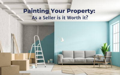 Painting Your Property: As a Seller is it Worth it?