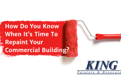 How Do You Know When It's Time To Repaint Your Commercial Building?