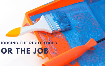 Choosing the Right Painting Tools for the Job