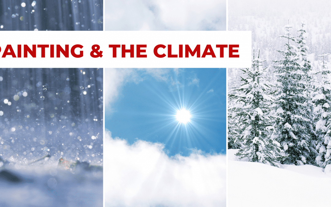 How to Paint for the Climate You Live in
